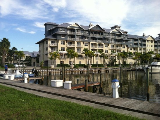 The Inn at Little Harbor: Exterior view of Harborside Buildings A,, B , and C