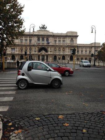Pasticceria Boccione: Street