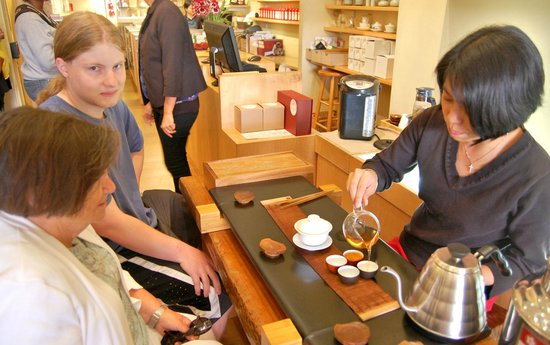 Red Blossom Tea Company: Tea Tasting
