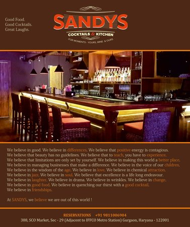 Sandys Cocktails & Kitchen