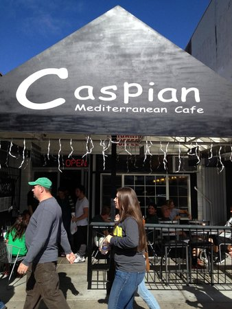 Caspian Mediterranean Restaurant