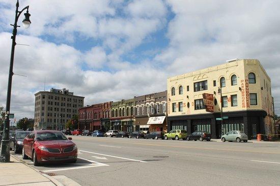 Corktown Historic District
