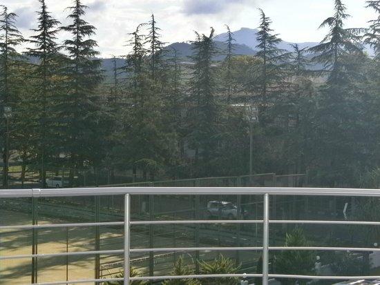 Hotel Sanapiro: А вот и горы!!!!!!!!!