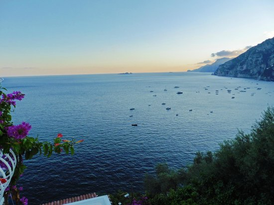 Villa Lighea Art Boutique : View from every room was incredible