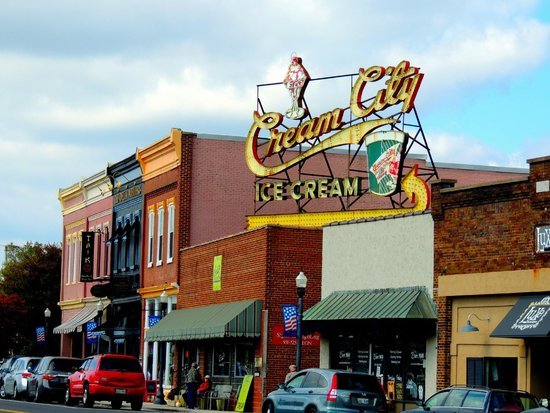 Cream City Ice Cream And Coffee House Cookeville