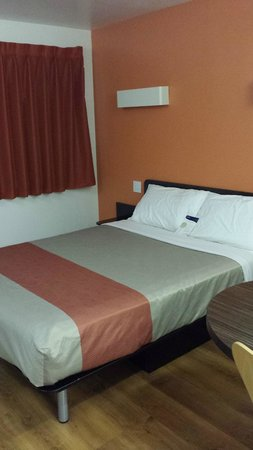 Motel 6 Petaluma: Basic 1 king room