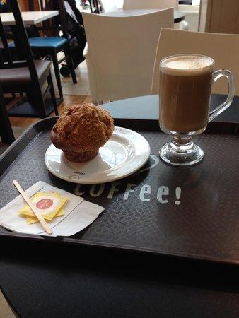 Crowne Plaza Jeddah: Coffee