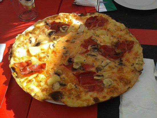 Pizzeria La Moderna: pizza capri