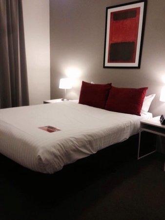 Adina Apartment Hotel St Kilda: Bedroom