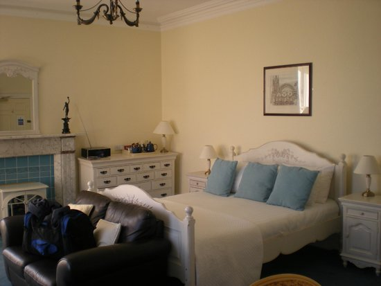 Manor House Hotel: room 3 (deluxe)