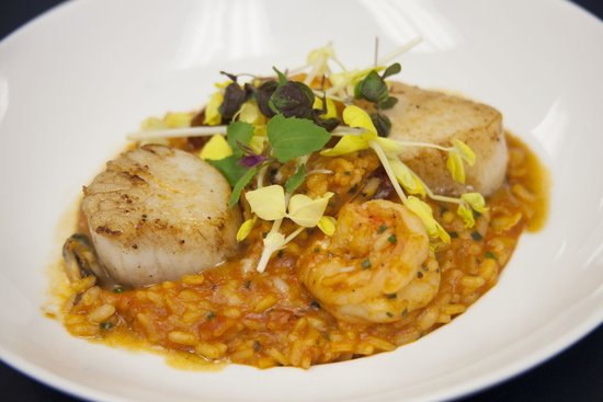 Seafood Risotto Special