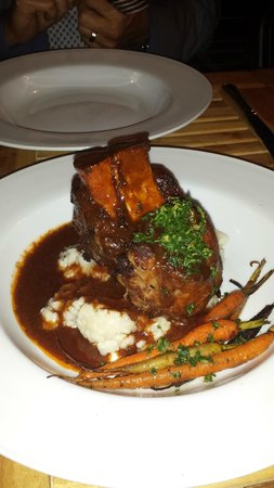 Melt in your mouth Osso Bucco - Picture of South Main Kitchen ...