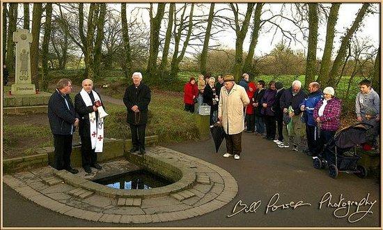 Saint Fanahan's Well: Holy well
