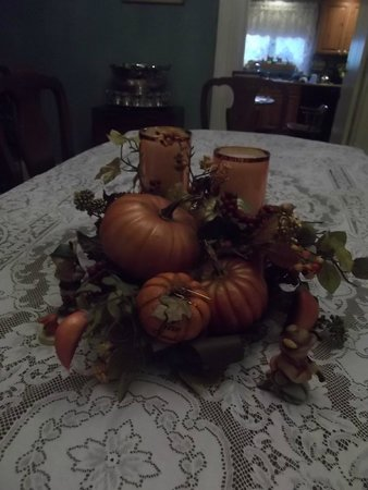 Doc Smithers B&B: Autumn bounty