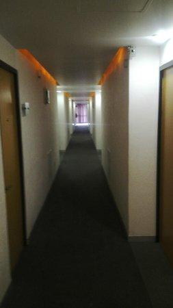Best Western Gran Hotel Centro Historico: Passage way