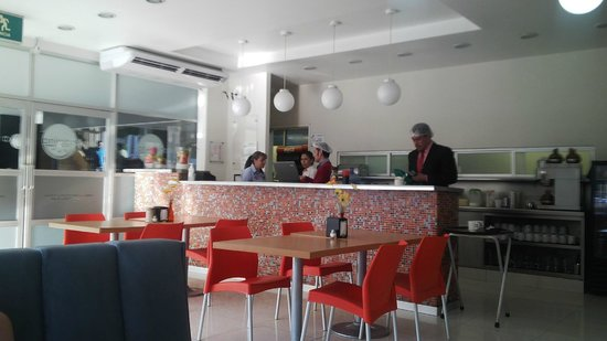 Best Western Gran Hotel Centro Historico: Dining area - clean and good food