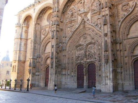 Fachada Catedral - Picture of Old Cathedral (Catedral ...
