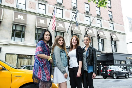 On Location Tours: Gossip Girl Sites Tour