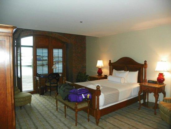 Inn at Henderson's Wharf: Our room - Room 111