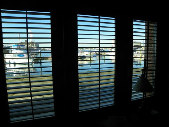 Inn at Henderson's Wharf: View from our room
