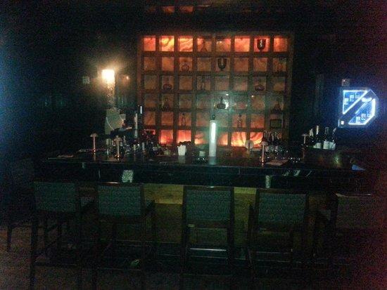 La Bodega: The entry bar