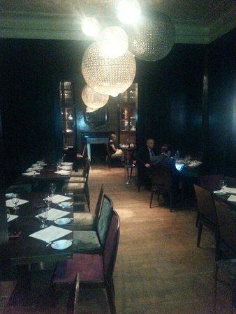 La Bodega: Main dining room