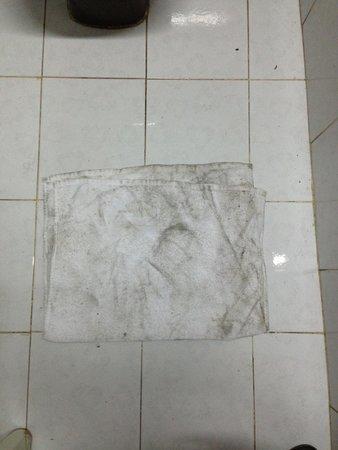 Mavina Holiday Complex: asciugamano
