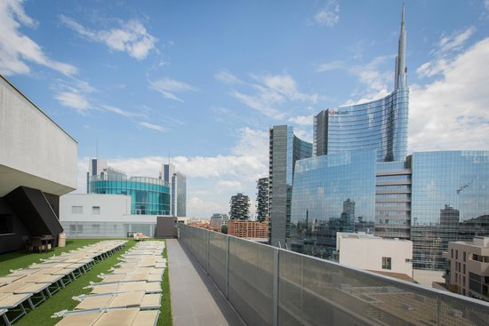 TERRAZZA - Picture of Virgin Active Cafe, Milan - TripAdvisor