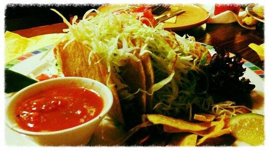 Tacos in Iguana