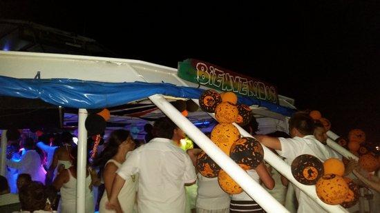 Portofino Caribe: Tour Noche blanca