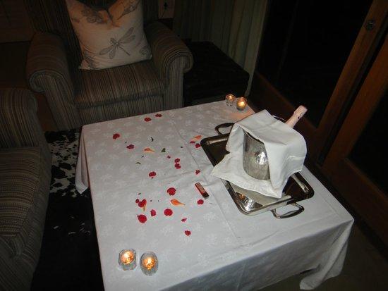 Karkloof Safari Spa : romantic
