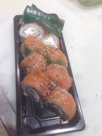 sushi carrefour palma