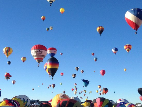 Hotels Near Balloon Fiesta Park Albuquerque Nm