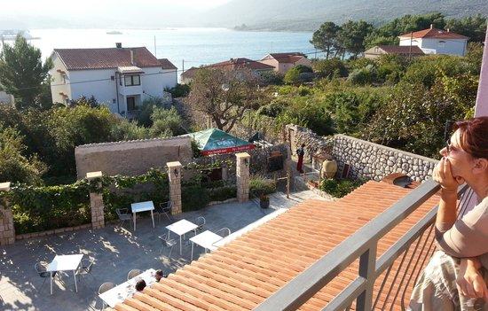 Villa Lavanda: La vista dalla camera