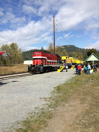 Lions Club Excursion Train