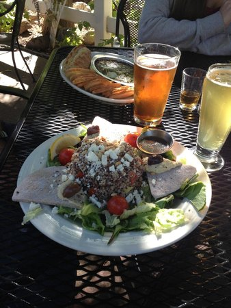 Beaver Street Brewery : Quinoa Salad