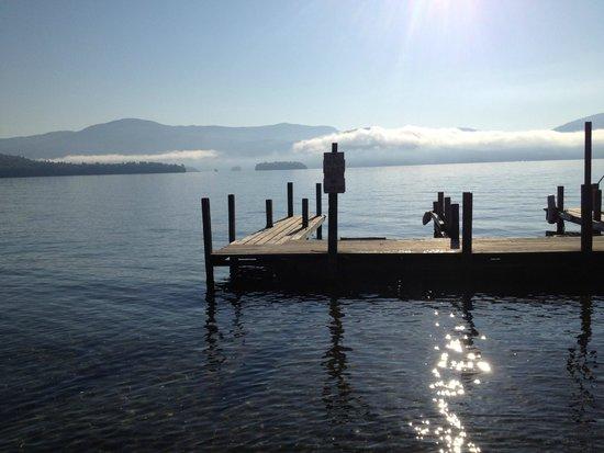 Candlelight Cottages LLC on Lake George: Sunrise