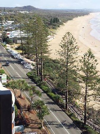 Clubb Coolum Beach: Boardwalk