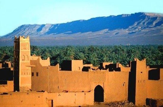 Berber Tours Morocco: In The Way to Zagora From Marrakech Desert Tours &Caml Trek