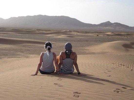 Berber Tours Morocco: Marrakech to Zagora 2 Day Desert tours Morocco Camel Trekking