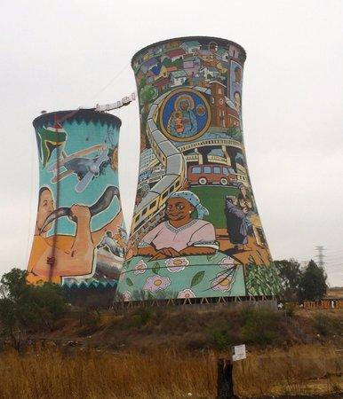 Felleng Day Tours: Sweto