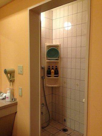 Hotel Bell Harmony Ishigakijima : シャワーのみ