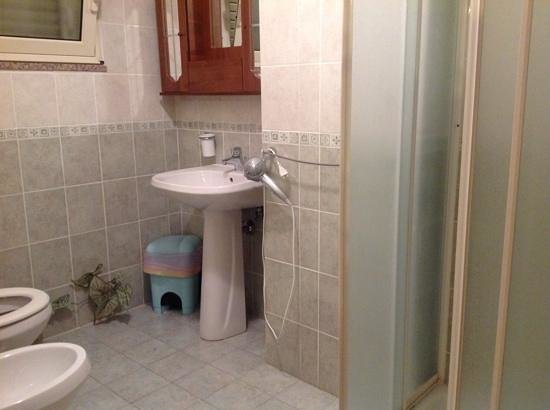Ciuscia affittacamere: private ensuite