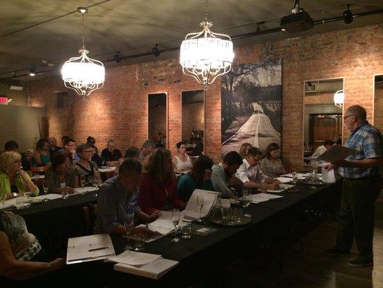 Hotel Sutter : Meeting & Banquet Room