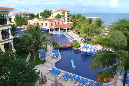 Hotel Marina El Cid Spa & Beach Resort : View from Room 1742