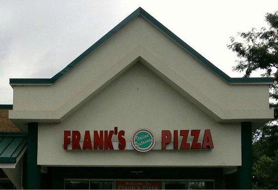 Franks Pizza Italian Restaurant Frank S And