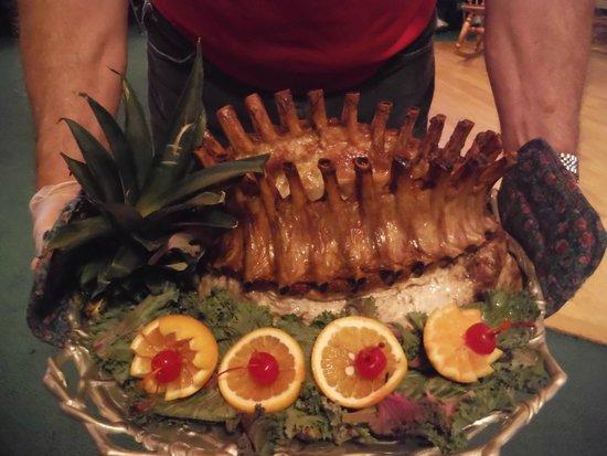 Hillman, MI: Delicious dinner