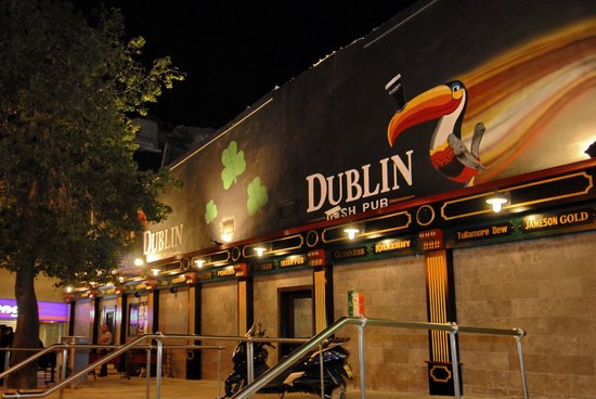 Dublin Irish Pub-Jerusalem