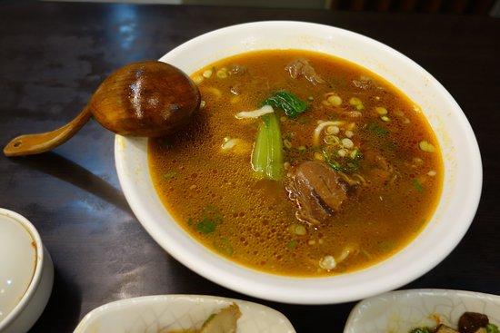 Shen Xian Beef Noodles