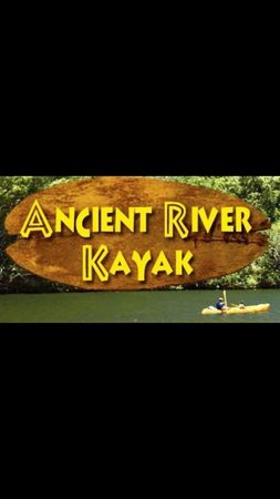 ‪Ancient River Kayak‬